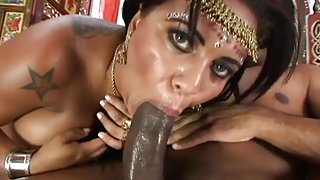 Huge tits Indian getting fucked