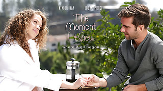 Kimber Day & Logan Pierce in The Moment I Knew Video