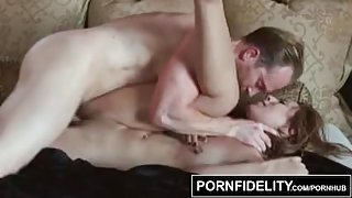 PORNFIDELITY Demi Lopez Filled Up With Messy Creampie