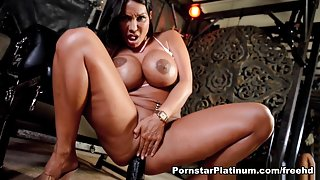 Ava Devine in Anal Stuffing - PornstarPlatinum